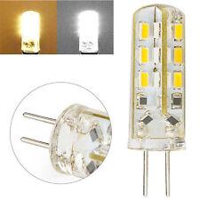 10X Glühbirne Glühlampe G4 12V 1.5W Energieeffiziente 3014SMD LED Licht Lampe