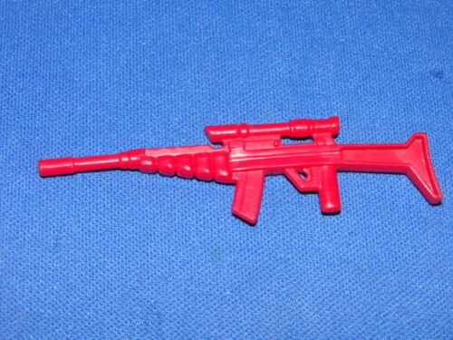 1984 Baroness Rifle Wrong Color Vintage Weapon//Accessory GI Joe