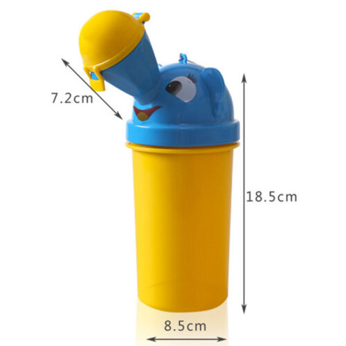 Cute Baby Portable Urinal Travel Car Toilet Kids Vehicular Potty For BoTPD MO