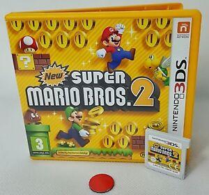 New-Super-Mario-Bros-2-Nintendo-DS-3DS-gebraucht-in-OVP