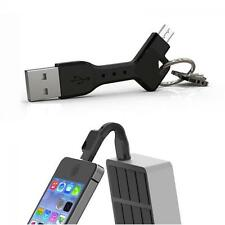 Adapter Data Cell Phone Charger Cable Key Chain Micro USB  for Android