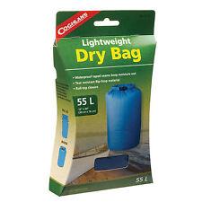 Lightweight Dry Bag 55L Ultralight Waterproof Stuff Sack Coghlans Bugout
