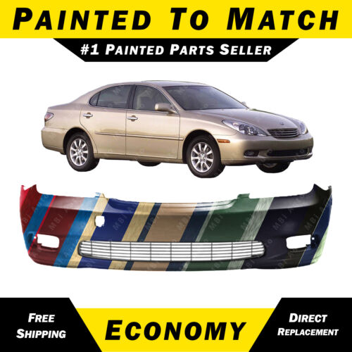 NEW Painted to Match Front Bumper Cover for 2002 2003 2004 Lexus ES300//ES330