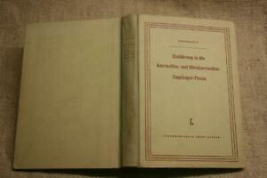 altes-Rundfunkbuch-DDR-1953-UKW-Kurzwelle-Empfaenger-Funktechnik
