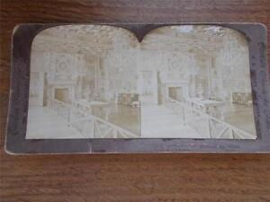 Antique-Stereoscope-Photographic-Image-Excelsior-Stereoview-FONTAINBLEU-France-2