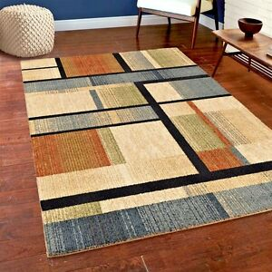 Image Is Loading Rugs Area 8x10 Rug Carpet Modern