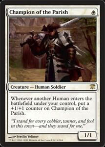 Champion-of-the-Parish-Foil-x1-Magic-the-Gathering-1x-Innistrad-mtg-card