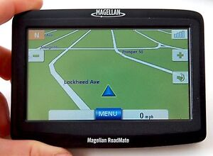 magellan roadmate 1412 car portable gps navigator system 4 3 us rh ebay com Magellan RoadMate Add Feature Codes magellan gps manual 1412