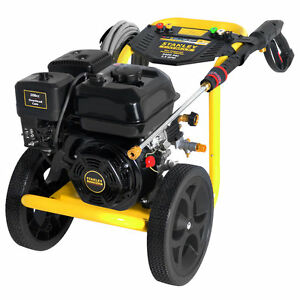Stanley Fatmax 3400 Psi Gas Cold Water Pressure Washer