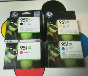 HP Cartucce 950XL+ 951XL CN045AE CN046AE CN047AE CN048AE PRO8600PLUS Vedi descr.