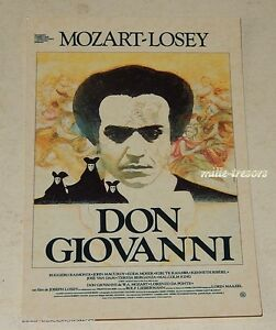 CP-Don-GIOVANNI-film-de-LOSEY-1979-Collection-GAUMONT-RAMSAY-Michel-LANDI