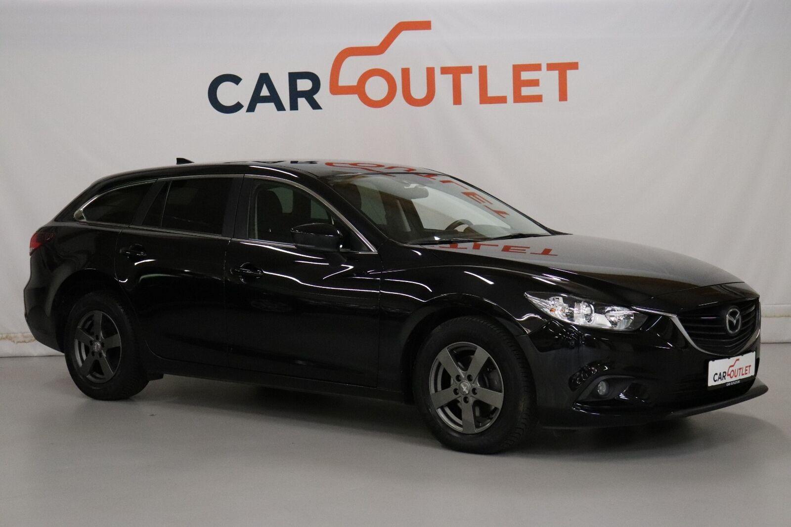 Mazda 6 2,2 SkyActiv-D 150 Core stc. aut.