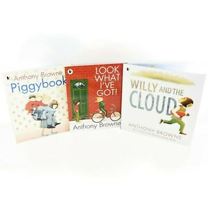 Anthony-Browne-10-Picture-Books-Children-Collection-Paperback-Set