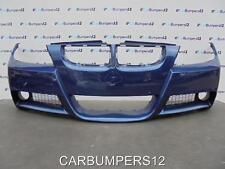 BMW 3 SERIES E90 E91 M SPORT PRE LCI FRONT BUMPER 04 TO 08 GENUINE BMW PART *O2