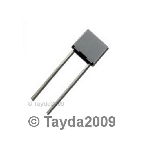 FREE SHIPPING 5 x 15nF 0.015uF 100V 5/% Polyester Film Box Type Capacitor