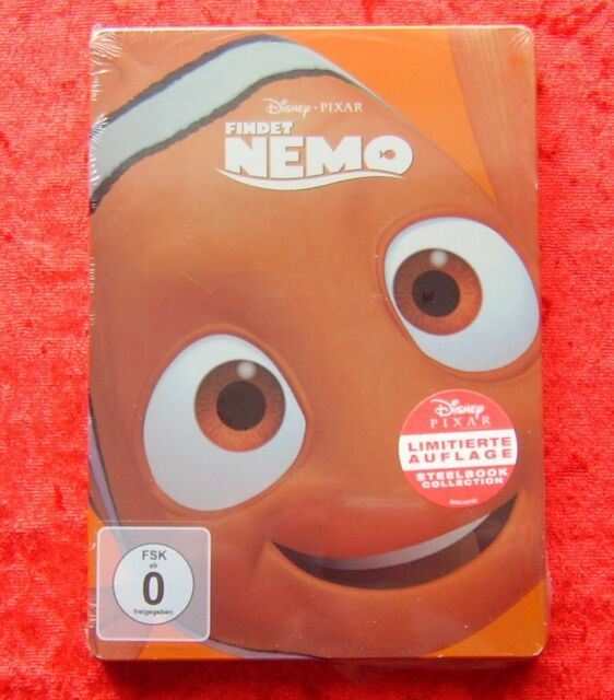 Findet Nemo Steelbook Collection Limitierte Auflage, Walt Disney Pixar, Neu