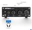 HIFI-USB-DAC-Kopfhoerer-Verstaerker-mit-Cinch-Ausgaenge-USB-SPDIF-Coax Indexbild 11