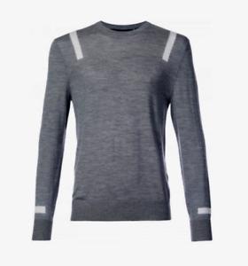 Sweater Barrett Jumper Wool Knit Cashmere Neil amp; Grey Fine Silk RdHHPwz