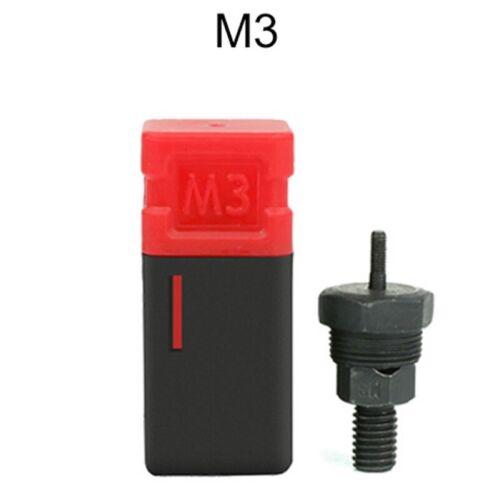 Riveter-Tool Threaded Mandrel Replace Part-Tool For Hand-Nut Rivet Metric M3-M12