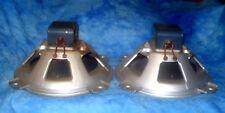 """10"""" AlNiCo 26cm Fullrange Speaker Siemens Isophon Nordmende"""