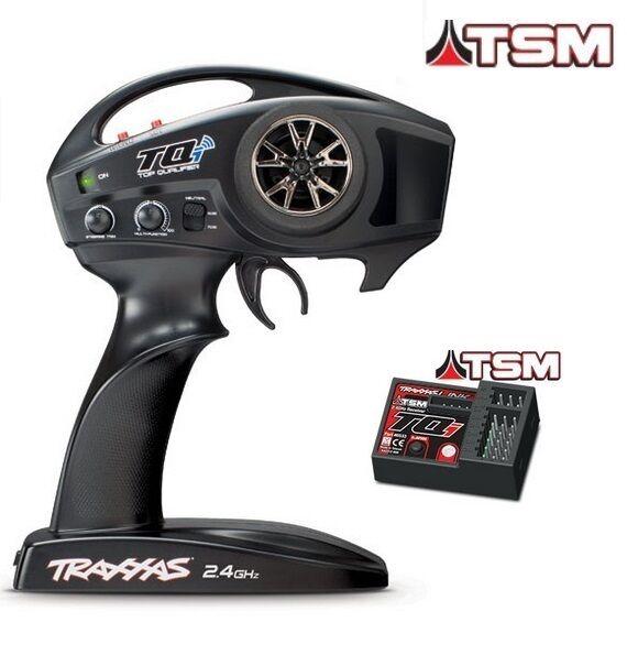 Traxxas tqi TSM  2,4 GHz top Qualifier control remoto del sistema con TSM-productos nuevos