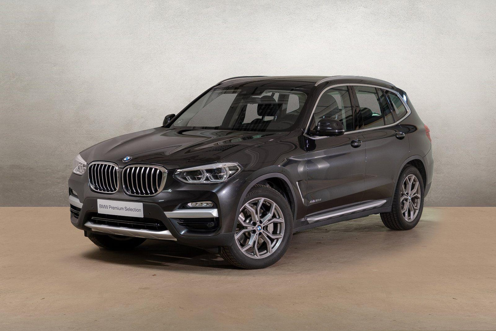 BMW X3 3,0 xDrive30d aut. 5d - 795.000 kr.