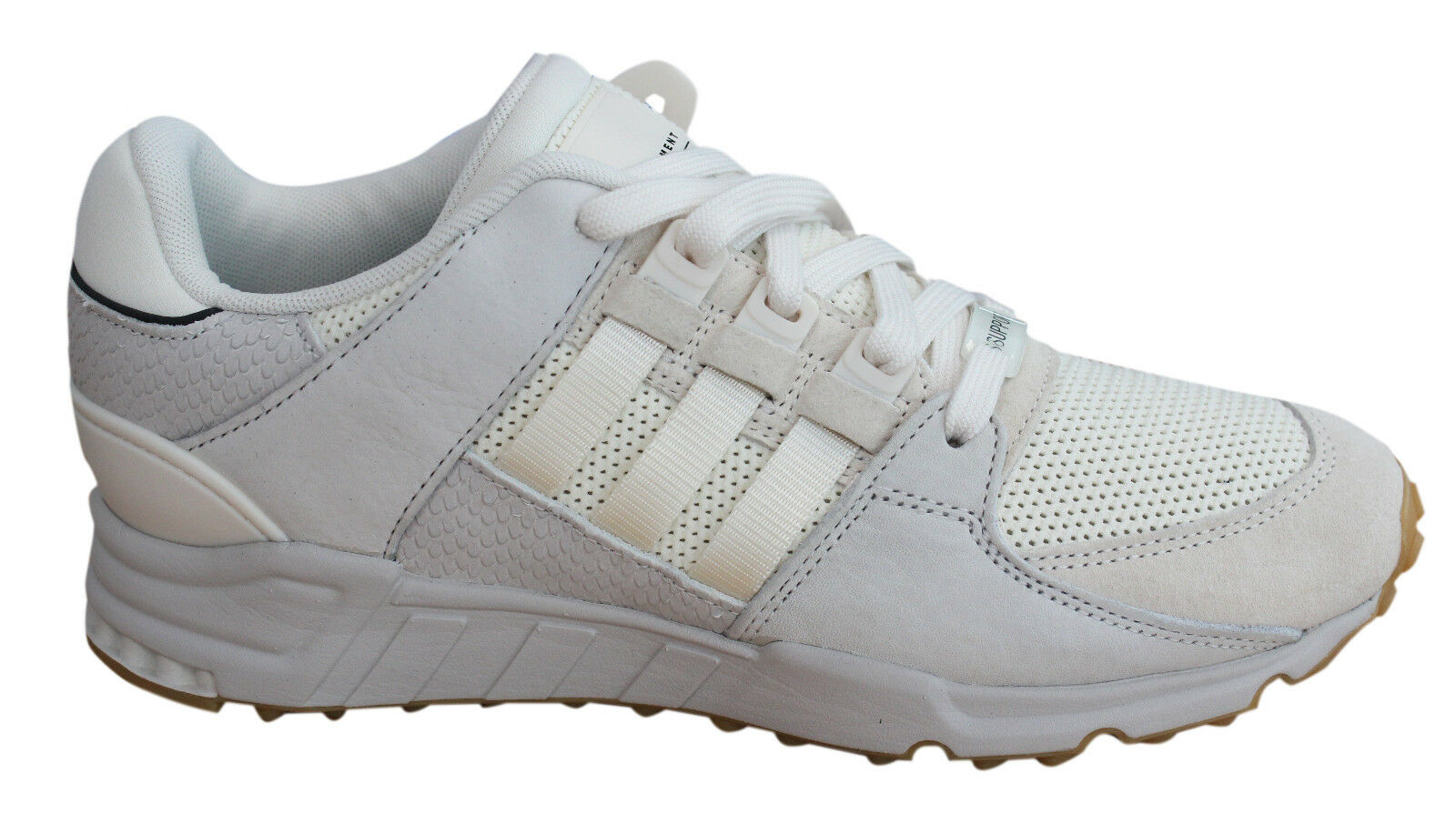 Adidas Equipment Support Refined hommes Trainers Lace Up Chaussures blanc BY9616 D22