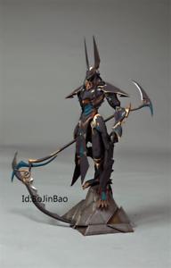 Oförändrad rättegång Anubis Oförädlad hkonsts modellllerler Kit Unassembled Garage Kit Figurine