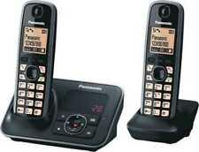 Artikelbild Panasonic KX-TG6622GB Schwarz schnurloses Festnetztelefon mit AB