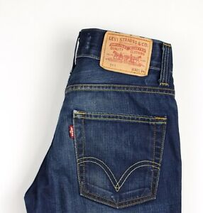 Levi's Strauss & Co Hommes 511 Slim Jean Taille W30 L34 ATZ1640