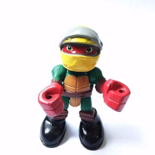 Teenage Mutant Ninja Turtles Half-Shell Heroes BONNIE LEO MIKEY action Figure