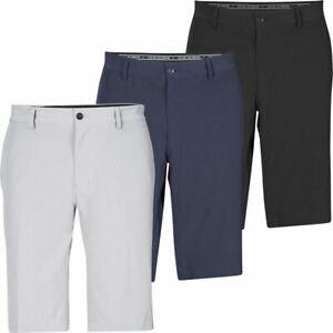 Oscar-Jacobson-Golf-Mens-Cadmus-Tech-Flat-Front-Stretch-Golf-Shorts-40-OFF