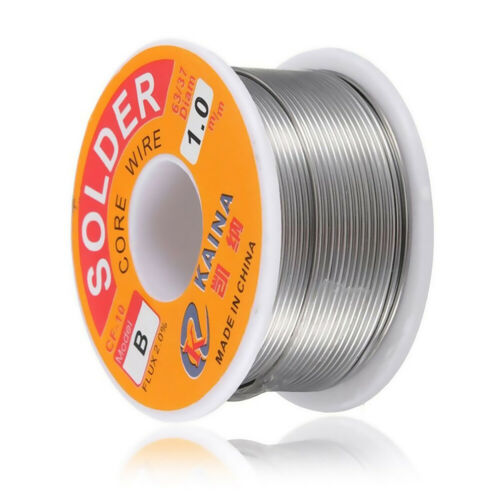 """Tin Lead Rosin Core Solder Wire for Electrical Solderding .039/""""//1.0mm 50g"""