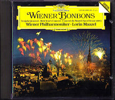 Neujahrskonzert aus Wien 1983 Lorin MAAZEL CD New Year's Concert from Vienna