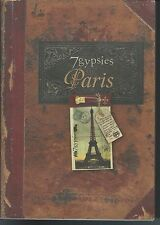 7 gypsies in paris by sarah smylie softcover w/several inserts autumn leaves2004