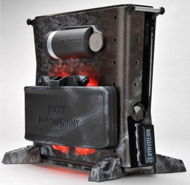 CALIBUR11 Licensed Vault:BATTLEFIELD 3 XBOX 360 CASE for XBOX 360 SLIM -