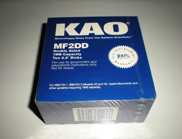 DSDD floppy disks Double Sided//Double Density Osborne Computer 20 pcs 5.25 in