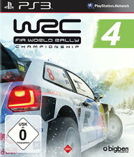 SONY PS3 WRC 4: FIA World Rally Championship (Sony PlayStation 3, 2013, DVD-Box)