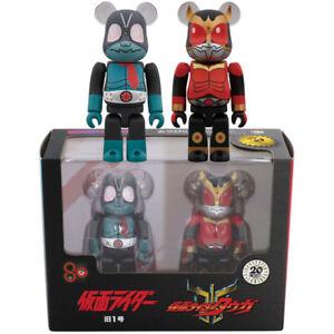 100/% Bearbrick ~ Kamen Rider 1 Be@rbrick Medicom 400/%
