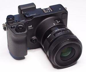 Sigma-SD-quattro-fotocamera-reflex-digitale-30mm-f1-4-KIT-OBIETTIVO-DELL-039-ARTE-UK-stock-nuovo-con