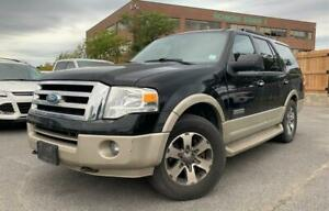 2008 Ford Expedition Eddie Bauer *Leather/Navi/Cam/Tv/DVD/Drives Great*