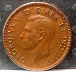 Canada-1945-circulated-1-cent-KM-32-A-471