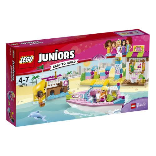 "LEGO® 10747 Juniors Friends /""Andrea /& Stephanies Strandurlaub/"" NEU /& OVP"