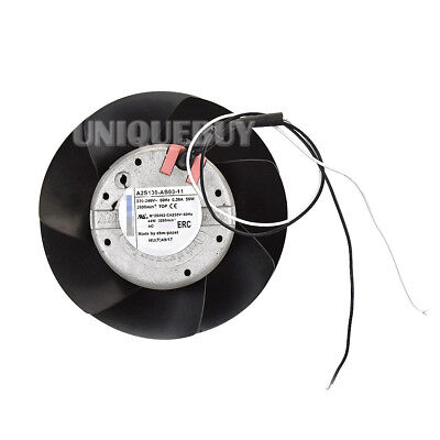 For ebmpapst A2S130-AB03-11 AC220//240V 0.3A 2800RPM External rotor axial fan