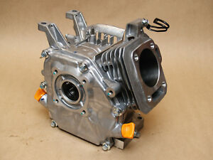 Details about NEW PREDATOR 212cc 7hp R210-III 69730 ENGINE CYLINDER BLOCK &  COVER CRANKCASE