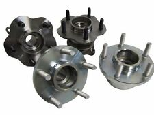 ISR 5 Lug Front and Rear Conversion Hubs for 89-94 Nissan 240SX IS-5LG-KIT ISIS