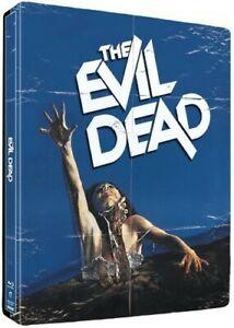 Evil-Dead-SteelBook-Blu-ray-Used-Very-Good