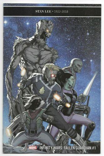 Marvel Comics INFINITY WARS FALLEN GUARDIAN # first printing