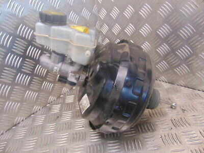 Audi A1 8X model COMPLETE BRAKE SERVO UNIT and MASTER CYLINDER