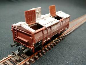 2 Güterwagen in TT